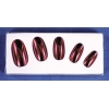 Nails Metallic Lt Violet